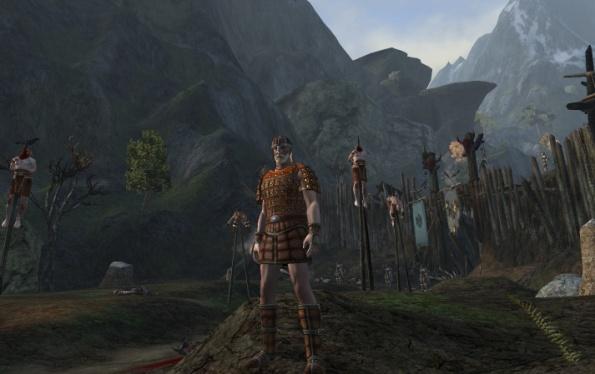Death is present at Clan Moragh