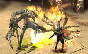 Burn Mantis burn