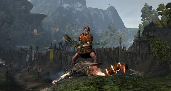 Fighting the Vanir