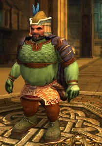 Feorin, Rune-keeper