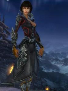 Selene, Necromancer