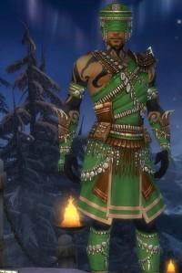 Tarixus, Ritualist