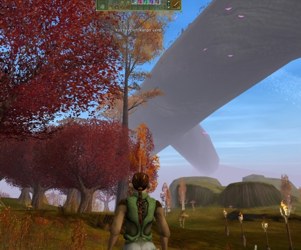 Silan is the first area to visit in Saga of Ryzom