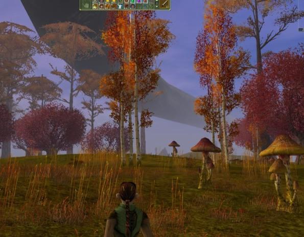 Silan in autumn
