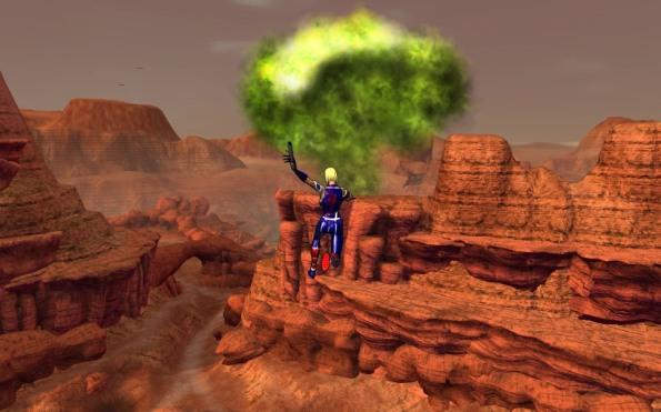 A nuke in the Desert?
