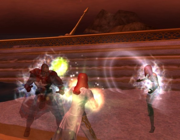 Kicking the butts of Statesman, Positron and Sister Psyche